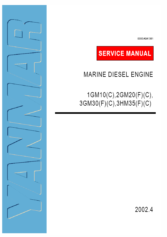Fine Yanmar 3Gm30F Service Manual Catalina 320 International Association Wiring Digital Resources Aeocykbiperorg